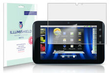iLLumiShield Matte Screen Protector w Anti-Glare/Print 3x for Dell Streak 7