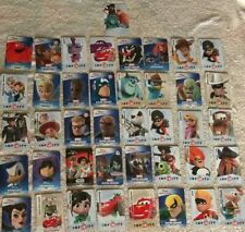 47 Disney Infinity Trading Cards Nice Artwork Of Multiple Disney Characters, New