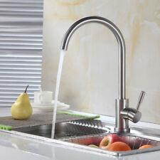 Chaud froid Robinet mitigeur évier de cuisine avec douchette gachette faucet tap