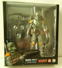 Medicom MAFEX No. 25 Star Wars Return of the Jedi Boba Fett AUTHENTIC US SELLER