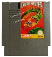 BURAI FIGHTER jeu ancien console NES cartouche NINTENDO testé version Europe PAL