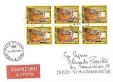 ITALIA REP. - 2001 - 6° centenario della nascita del Masaccio