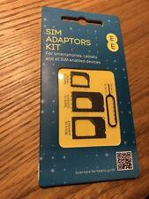 SIM card adapter (Nano / Micro / Standard)