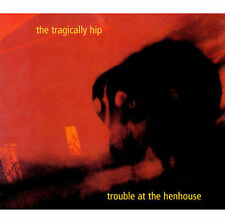 TRAGICALLY HIP - Trouble at the Henhouse CD ( 1996 )
