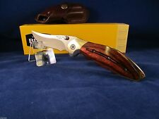 Buck 419RWS-B Folding Kalinga Pro Knife S30V Rosewood Handles & Sheath Last One