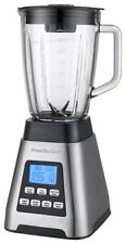 FRANKLIN CHEF 10 Speed Contemporary Digital Blender 700w Motor Stainless Steel