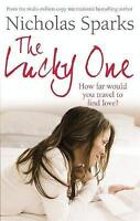 """""""AS NEW"""" The Lucky One, Sparks, Nicholas, Book"""