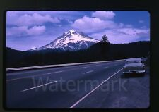 1960s Photo slide  Buick car   automobile Oregon License Plate