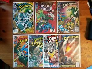 Death of Superman - Complete Set