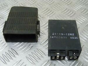 ZXR750 Igniter Cdi Ecu Genuine Kawasaki 1989-1990 A112
