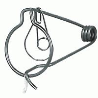 Trappola per talpa a molla in metallo ecologica semplice da usare