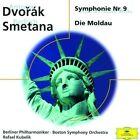 Dvorák Sinfonie Nr. 9, op. 95 'Aus der Neuen Welt'/Smetana: Die Moldau (D.. [CD]
