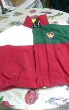 VTG Tommy Hilfiger Jacket Spellout Hip Hop  Coat Sailing Hooded 90s Flag Ski XL