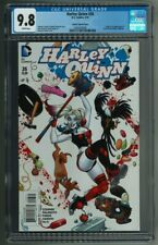 Harley Quinn #26 CGC 9.8 Amanda Conner Variant 1st Appearance of the Red Tool