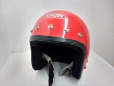 VINTAGE 1980 Shoei Motocross/bmx Helmet jt racing,fox dg fmf bell honda