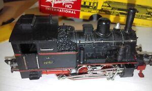 Fleischmann HO Scale  Steam Tank Locomotive 0-6-0 [DC] cat.1315