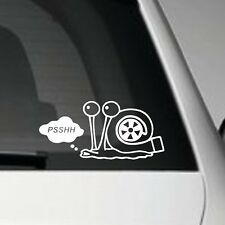 Gary Boost Turbo Caracol JDM Euro Jap Vinilo Adhesivo Coche Decal Sticker