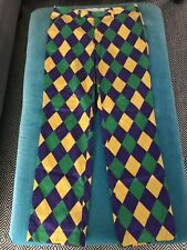 Loudmouth Golf Pants 36
