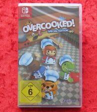 Overcooked! Specail Edition, Nintendo Switch Spiel Neu, deutsche Version