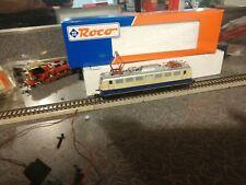 Roco Db E10 Electric Locomotive 43994 Ho AC