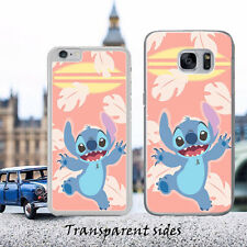 Lilo Stitch Surfing Phone Case Cover
