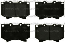 Disc Brake Pad Set Front Auto Extra AXMD812