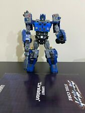 Transformers FP Fansproject Steel Core Steelcore MIB complete