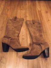 G.H. Bass Darby Leather Boot Brown 10M NWOT