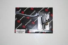 Pompa frizione radiale Discacciati 16 leva argento + tubo olio