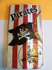 12 Pirate Party Paper Bags Treat Bag