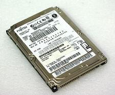"60 GB 2,5"" 6,35cm FESTPLATTE  FUJITSU   MHV2060AH   HDD HARD DISK DRIVE  #F128"