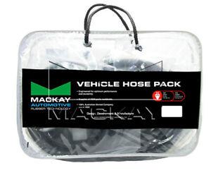 Mackay  Radiator Hose Kit    CHVP17  suits TOYOTA HILUX LN106R 2.8L I4 DIESEL Ma