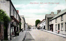 Cefn near Merthyr Tydfil. High Street # 47904 by Valentine's.