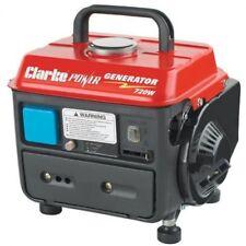 Portable Compact Petrol Generator Camping Caravan Boat Power Supply 720W / 230V