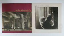 U2 The Unforgettable Fire & Wide Awake In America LP Vinyl VG++ Lot Of 2