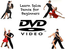 Learn Salsa Dance For Beginners Tutorial DVD keep fit tone up  136