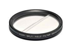 Split Field Filter +2 Diopter 52mm in Slim Rotating Ring Split-Field 52mm Filter