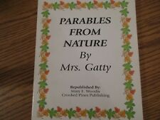 Parables From Nature By Mrs. Gatty