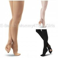 Convertible//Transition Tights Body Wrappers C81 Jazzy Tan Girl/'s Size S//M 4-7
