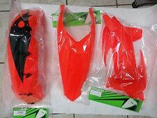 KIT PLASTICHE KTM SX 85 2013 2014 2015 2016 2017 3 PZ ARANCIO FLUO