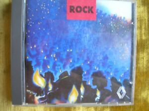 = CD MUSIQUES - ROCK - 1991 Sony Music - Compilation RENAULT
