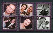 St Lucia 2011 MNH Lifetime of Service Queen Elizabeth II 6v Set Royalty Stamps