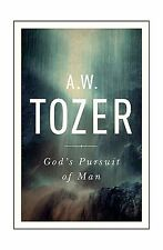 God's Pursuit of Man: Tozer's Profound Prequel to The Pursuit o... Free Shipping
