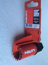 "HILTI 29MM 1 1/8"" MULTICUT HOLE SAW QUICK CHANGE"