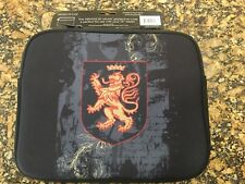 """10"""" in Black Dragon Case/Sleeve/Pouch for iPad/Tablet/Laptop"""
