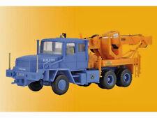 Kibri 10108 h0 camiones Faun Hz con Bilstein bergekran