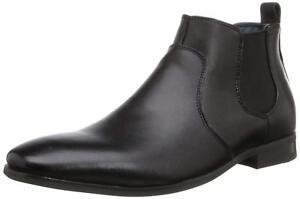 Giorgio Brutini AARON Mens Black 175761 Ankle Boots
