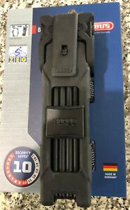 ABUS Bordo 6310/90 Faltschloss 90cm Umfang  Sicherheitslevel 10 mit Tasche neu