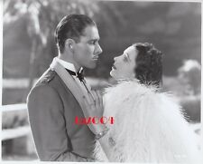"KAY FRANCIS & ERROL FLYNN Original Photo 1937 ""ANOTHER DAWN"" Movie Still"