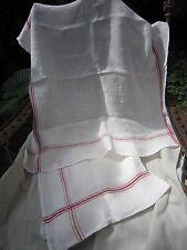 Libeco Belgian 100% Pure Linen Confiture Tea Towel / Strainer / Tablecloth